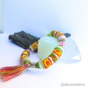 Krobp beads bracelets