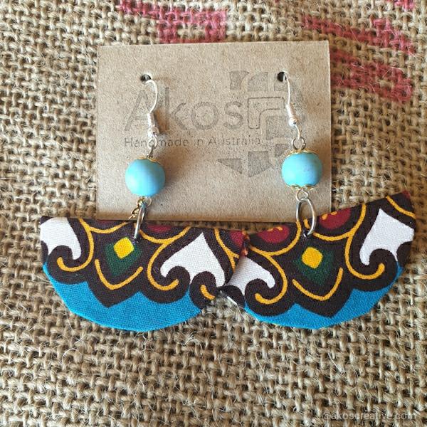 abric Earrings